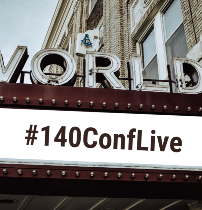 #140ConfLive – May 27, 2020