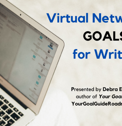 Virtual Lunch N Learn: Virtual Networking Goals for Writers