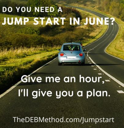 Get a Jump Start in June