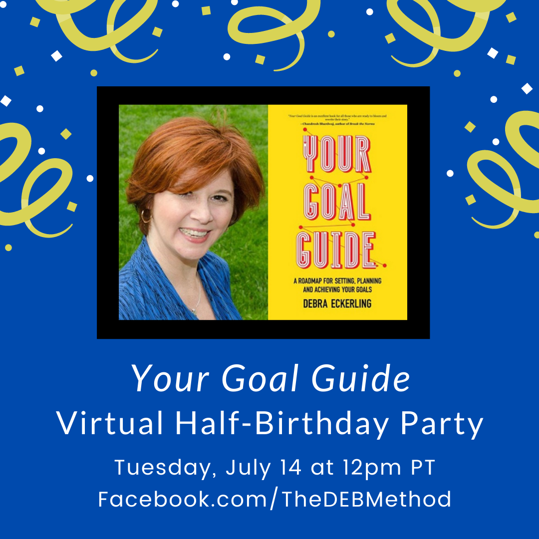 Your Goal Guide Virtual Half-Birthday Party