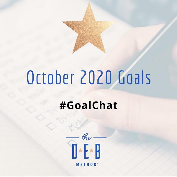 Goalchat October 2020 Goals