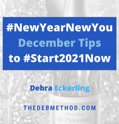#NewYearNewYou December Tips