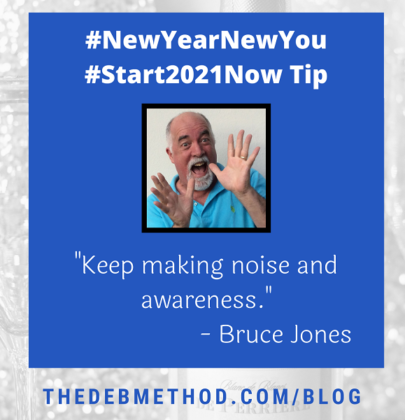 J. Bruce Jones' Tip to #Start2021Now