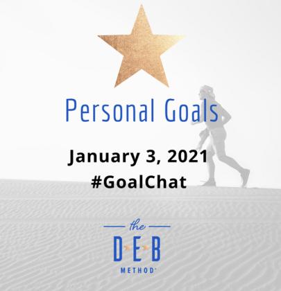 Personal Goals #GoalChat