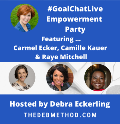 #GoalChatLive Empowerment Party