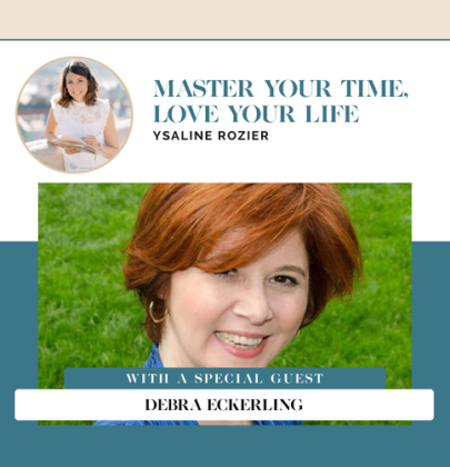 Master Your Time, Love Your Life Masterclass Starts 4/12/21