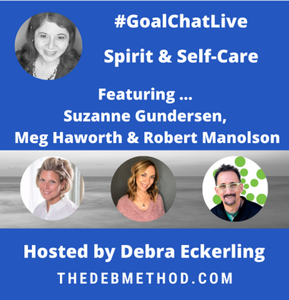 Spirit & Self Care: Suzanne Gundersen, Meg Haworth & Robert Manolson