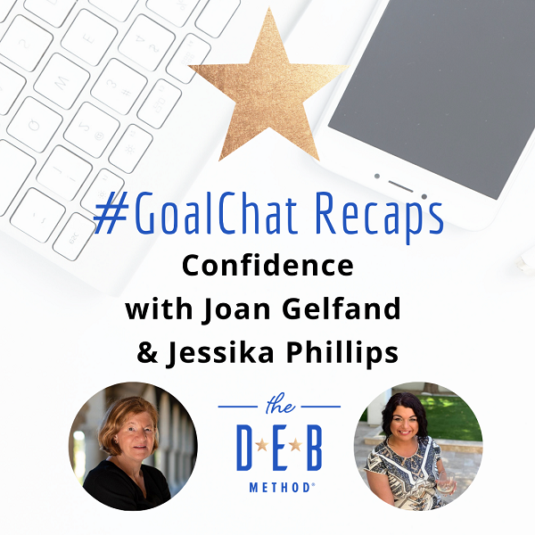 Confidence with Joan Gelfand & Jessika Phillips