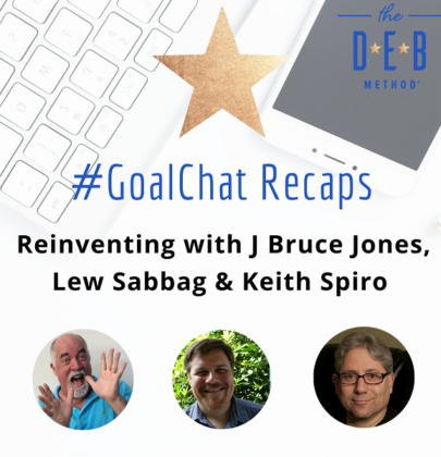Reinventing with J Bruce Jones, Lew Sabbag & Keith Spiro