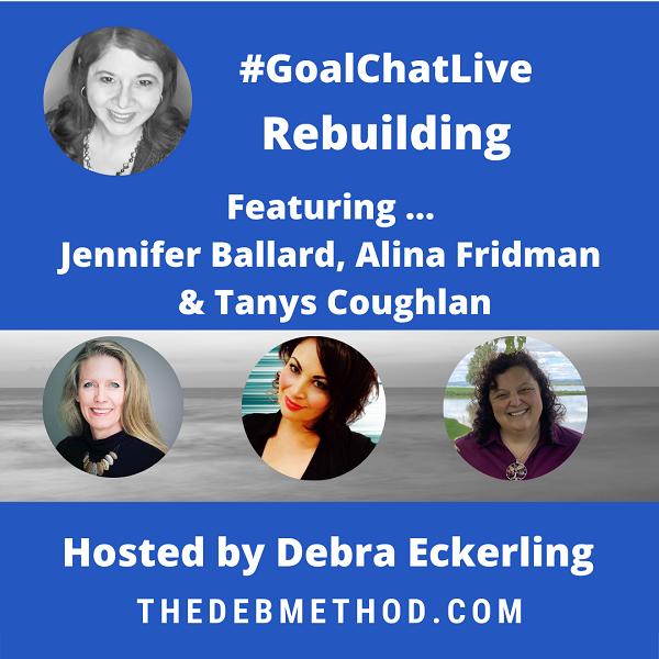 June Rebuilding Party with Jennifer Ballard, Alina Fridman & Tanys Coughlan