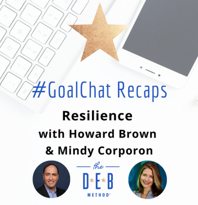 Resilience with Howard Brown & Mindy Corporon