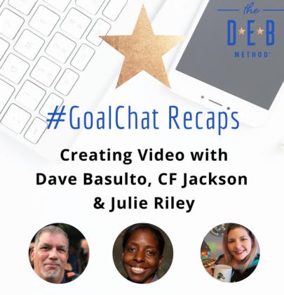 Creating Video with Dave Basulto, CF Jackson & Julie Riley