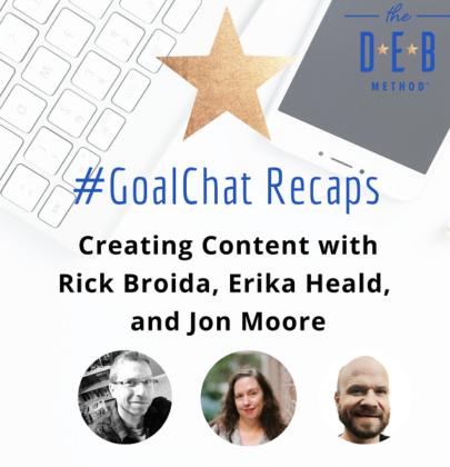 Creating Content with Rick Broida, Erika Heald, and Jon Moore