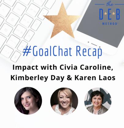 Impact with Civia Caroline, Kimberley Day & Karen Laos