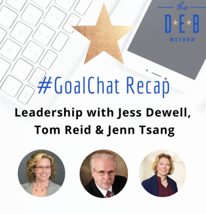 Leadership with Jess Dewell, Tom Reid, and Jenn Tsang